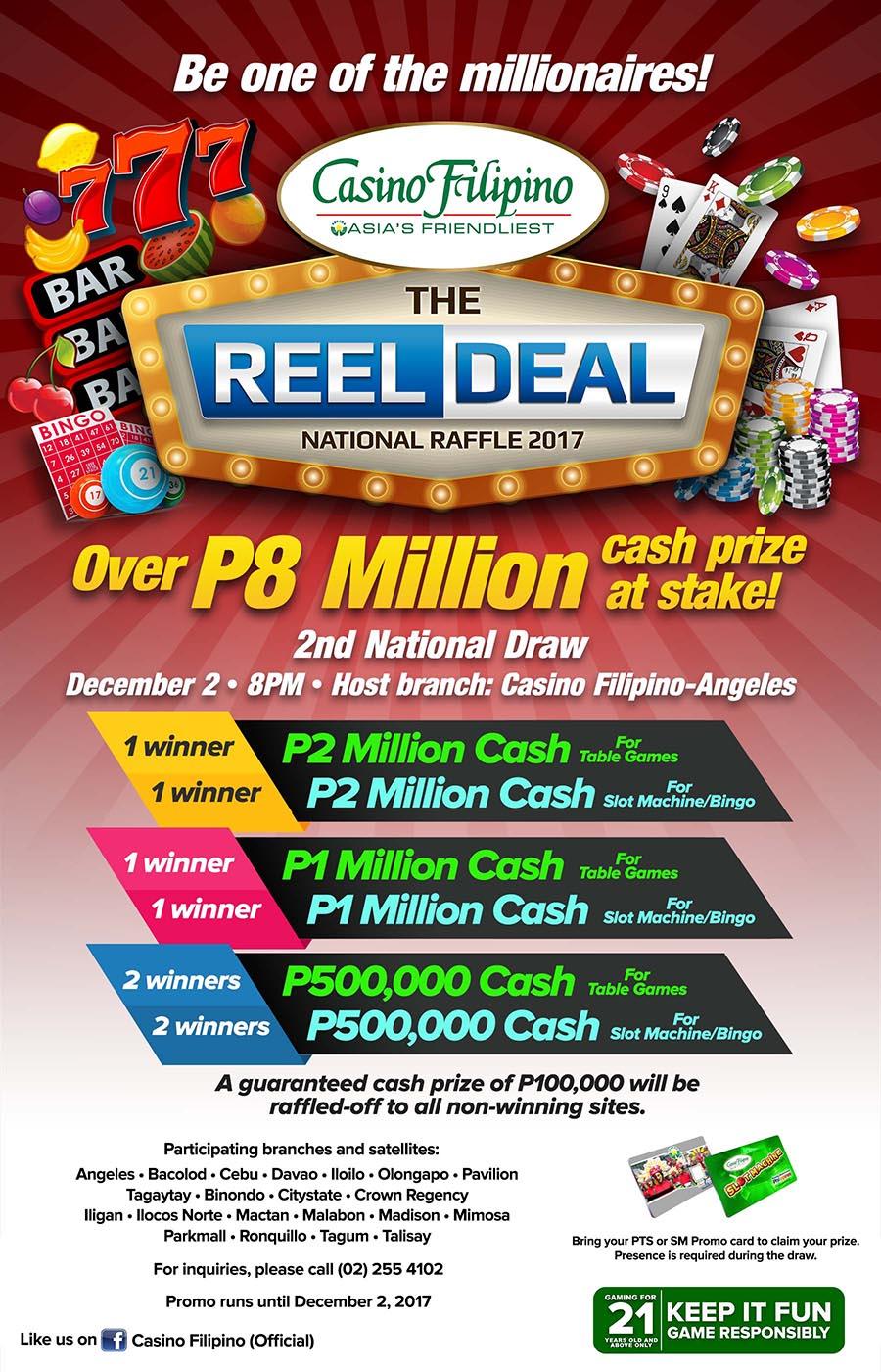 Casino filipino roulette