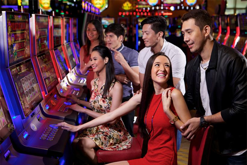 Casino Filipino - Slot Machine